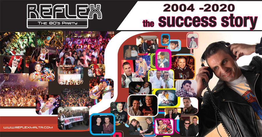 Reflex 2004 - 2020 the success story