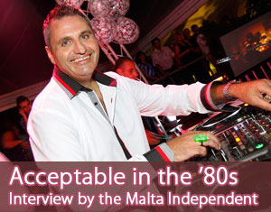 Interview by the Malta Independent Newspaper
