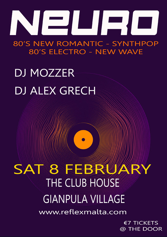 Neuro (8th February 2020) at the Club House Gianpula Village